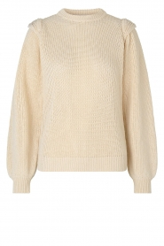 Second Female |  Knitted sweater Amali | natural  | Picture 1