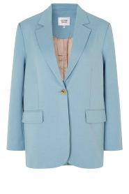 Second Female |  Oversized blazer Siana | blue  | Picture 1