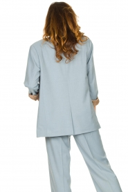 Second Female |  Oversized blazer Siana | blue  | Picture 7