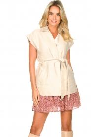 Second Female |  Waistcoat Hilla | beige  | Picture 9
