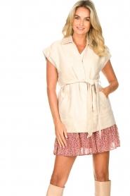Second Female |  Waistcoat Hilla | beige  | Picture 7
