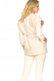 Second Female |  Waistcoat Hilla | beige  | Picture 6