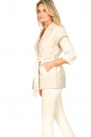 Second Female |  Waistcoat Hilla | beige  | Picture 5