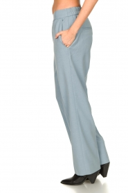 Second Female |  Trousers Sinia | blue  | Picture 5