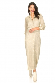 CHPTR S |  Luxe maxi dress Frost  | Picture 4