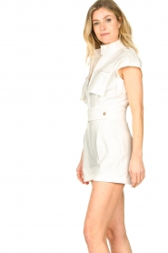 CHPTR S |  Tailored playsuit Breeze | white  | Picture 7