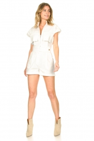 CHPTR S |  Tailored playsuit Breeze | white  | Picture 3