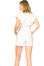 CHPTR S |  Tailored playsuit Breeze | white  | Picture 8