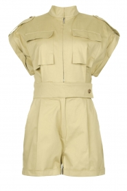 CHPTR S |  Tailored playsuit Breeze | light green  | Picture 1