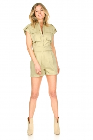 CHPTR S |  Tailored playsuit Breeze | light green  | Picture 3