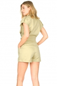 CHPTR S |  Tailored playsuit Breeze | light green  | Picture 5