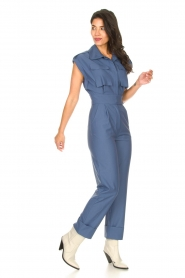 CHPTR S |  Fitted jumpsuit Forect | blue  | Picture 3