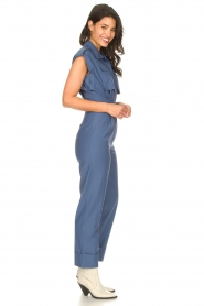 CHPTR S |  Fitted jumpsuit Forect | blue  | Picture 6