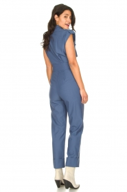 CHPTR S |  Fitted jumpsuit Forect | blue  | Picture 7