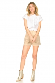 CHPTR S |  Shorts Dusty | beige  | Picture 3