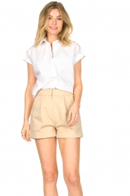 CHPTR S |  Shorts Dusty | beige  | Picture 2