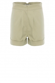 CHPTR S |  Shorts Dusty | light green  | Picture 1