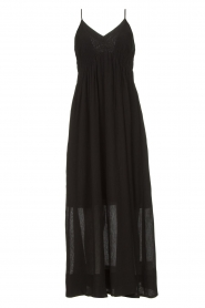 Rabens Saloner |  Maxi dress Jen | black  | Picture 1