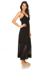 Rabens Saloner |  Maxi dress Jen | black  | Picture 5