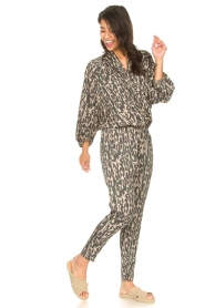 Rabens Saloner |  Jumpsuit with   | Picture 3