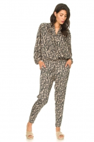 Rabens Saloner |  Jumpsuit with   | Picture 5
