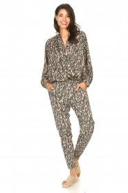 Rabens Saloner |  Jumpsuit with   | Picture 4