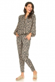 Rabens Saloner |  Jumpsuit with   | Picture 2