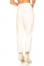 Rabens Saloner |  Loose trousers Raina | natural  | Picture 8