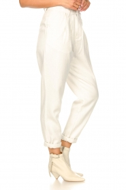 Rabens Saloner |  Loose trousers Raina | natural  | Picture 7