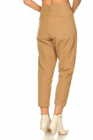 Rabens Saloner |  Loose trousers Raina | beige  | Picture 8