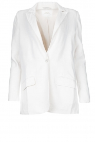 Rabens Saloner |  Oversized blazer Alona | natural  | Picture 1