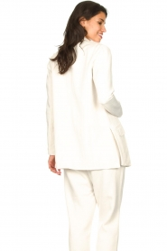 Rabens Saloner |  Oversized blazer Alona | natural  | Picture 9
