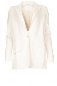Rabens Saloner |  Oversized blazer Alona | natural  | Picture 1