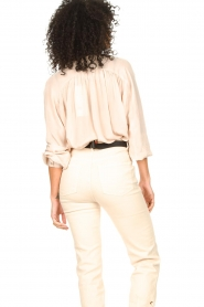 Rabens Saloner |  Oversized blouse Mag | faded pink  | Picture 6