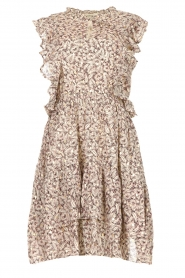 Sofie Schnoor |  Dress with ruffles Walhalla | multi  | Picture 1