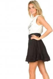 Sofie Schnoor |  Sleeveless top Yra | white  | Picture 5