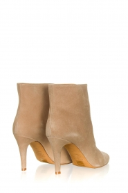 Toral :  Suede ankle boots  Joyce | beige - img4