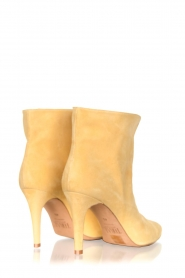 Toral |  Suede ankle boots Joyce | yellow  | Picture 4
