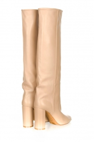 Toral |  High leather boots Tierra | beige  | Picture 6