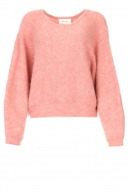 American Vintage    Knitted sweater East   pink    Picture 1
