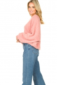 American Vintage    Knitted sweater East   pink    Picture 6