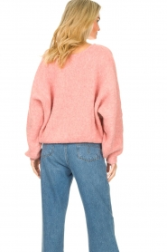 American Vintage    Knitted sweater East   pink    Picture 7