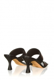 Toral |  Slipper with heel Sofia | black  | Picture 5