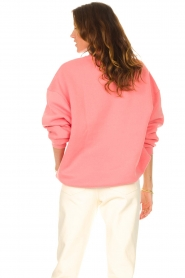 American Vintage    Oversized sweater Ikatown   pink    Picture 7