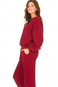 American Vintage |  Basic sweater Storm | red  | Picture 6