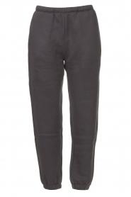 American Vintage |  Sweatpants Ikatown | dark grey  | Picture 1
