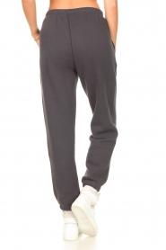 American Vintage |  Sweatpants Ikatown | dark grey  | Picture 7