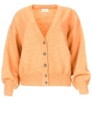 American Vintage |  Knitted cardigan Tidsburg | nude   | Picture 1