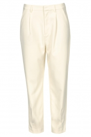 Copenhagen Muse |  High waist pants Taylor | natural  | Picture 1