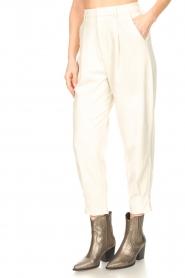Copenhagen Muse |  High waist pants Taylor | natural  | Picture 6